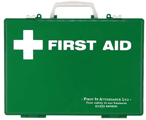 First in Attendance - First Aid courses, Health & Safety courses, Sussex